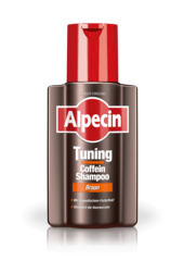 Tuning Caffeine Shampoo Brown