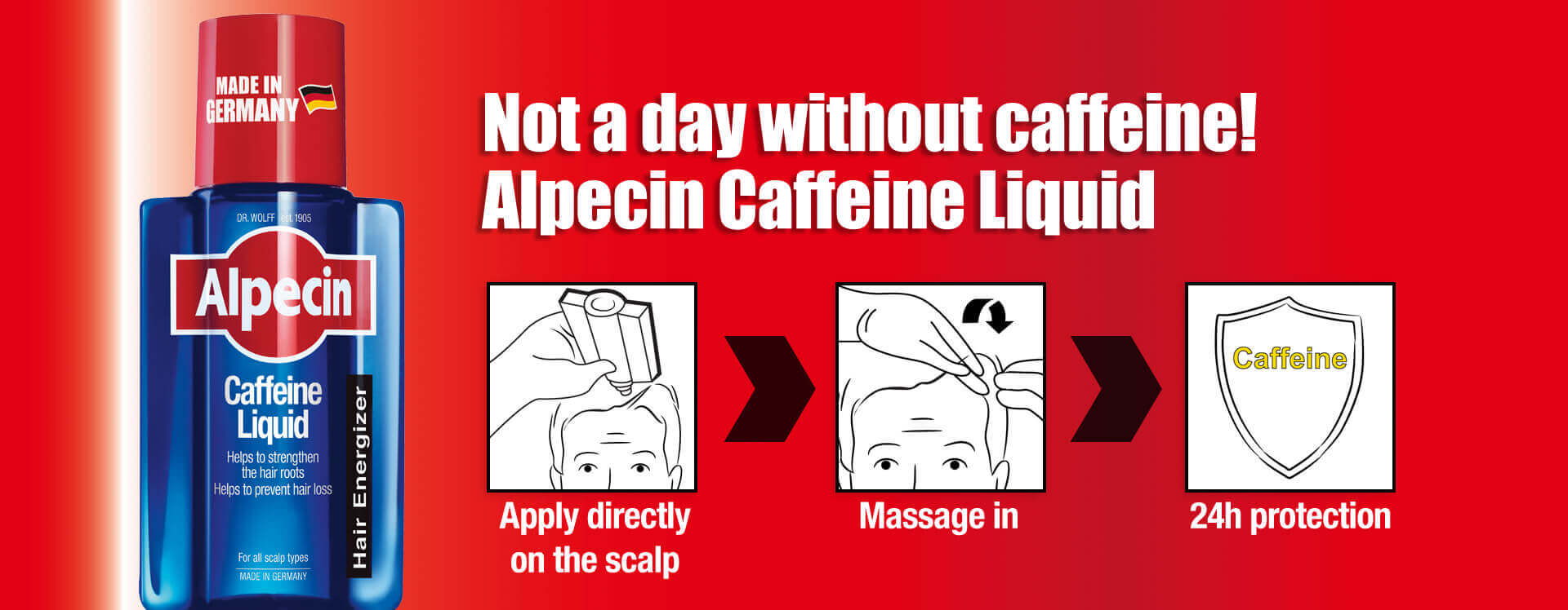 Not a day without caffeine!